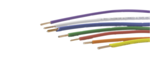 Tracer Wire in multiple colors manufactured by Performance Wire and Cable in the USA