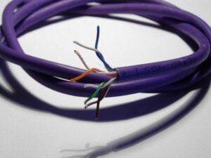 Covered Wire - CAT 5e Cable from Performance Wire and Cable