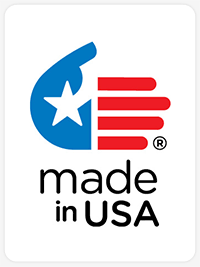 Made in the USA symbol for our Wire and Cable